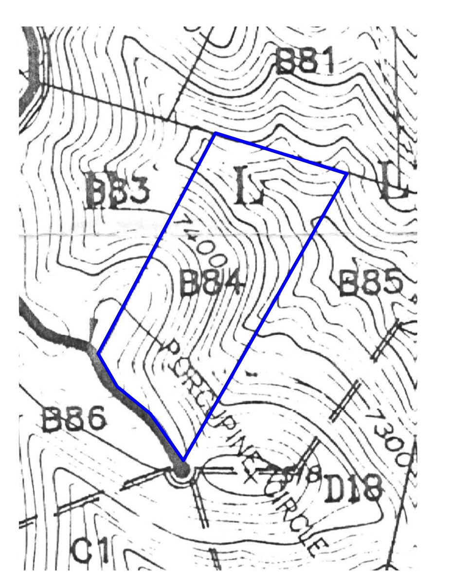 Wooded Mountain Acreage For Sale In Trinidad Colorado
