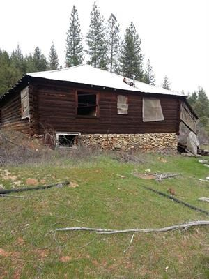 Sold Historic Cabins Northern California Secluded Land For Sale