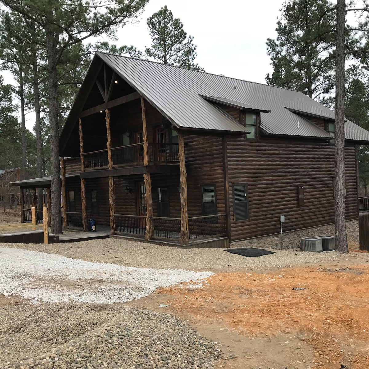 Sold Cabin For Sale Near Beavers Bend State Park Hochatown Ok