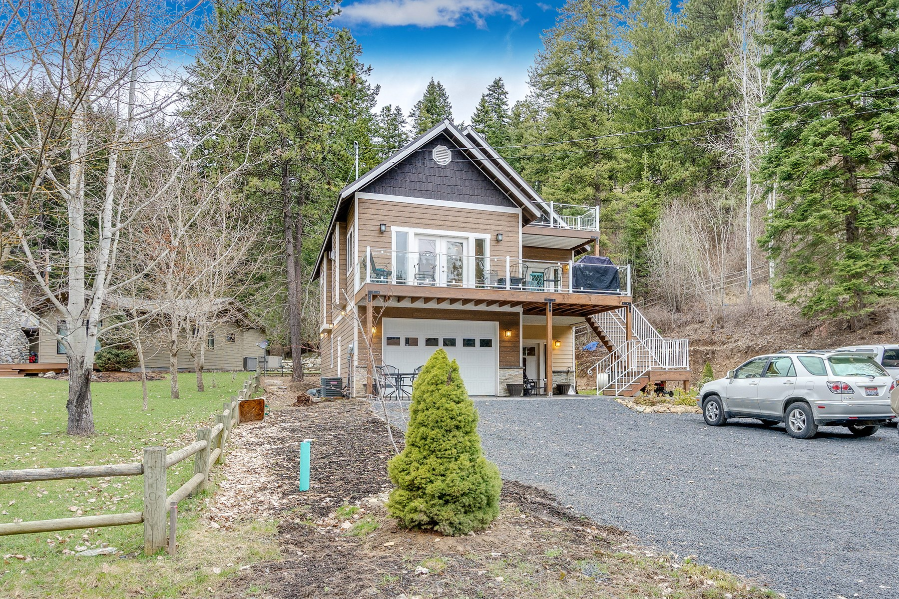 Withdrawn - North Idaho Secondary Waterfront Home on Lake