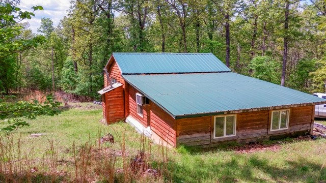 Sold Cabin For Sale Near Crooked Creek White River