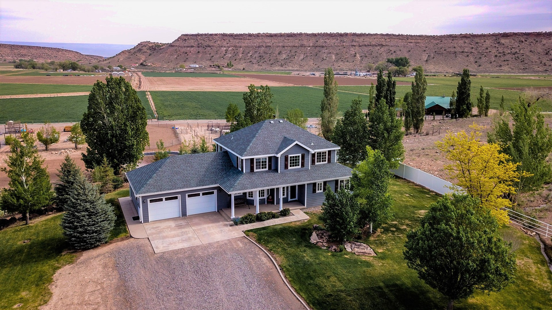 Expired Acreage For Sale Montrose Colorado With Beautiful Home