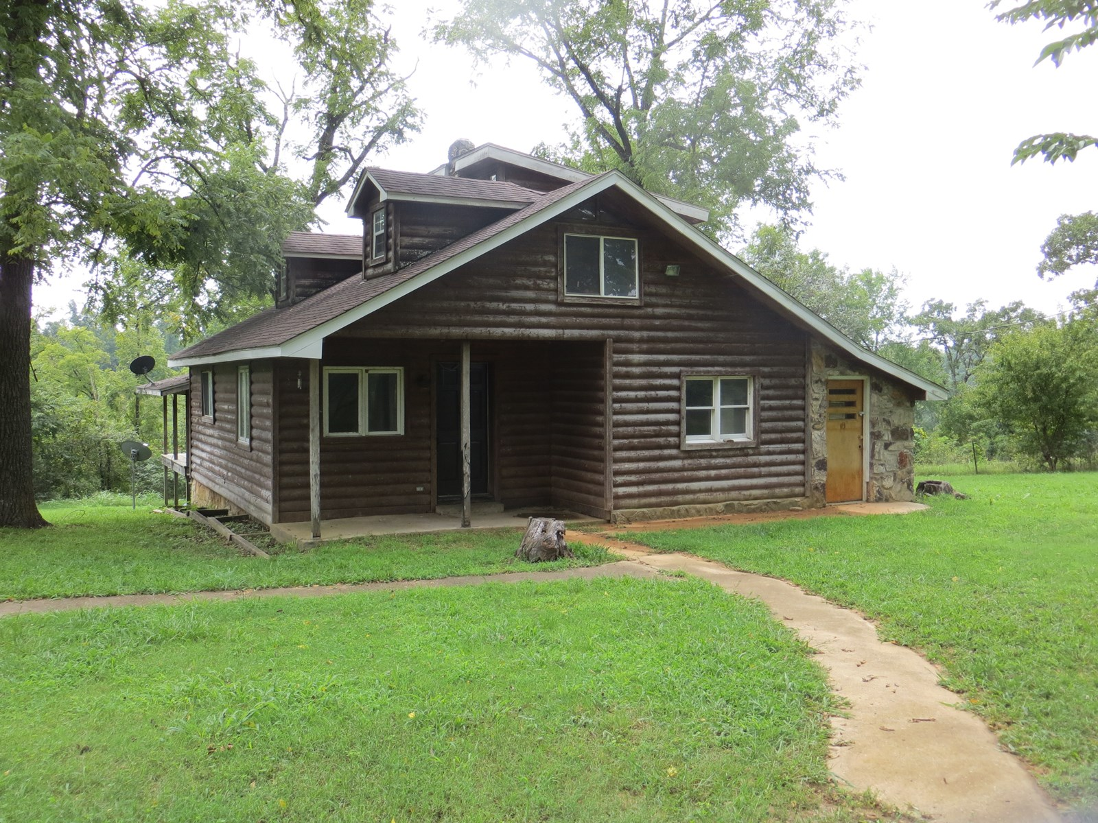 Sold Two Cabins For Sale In Northern Arkansas