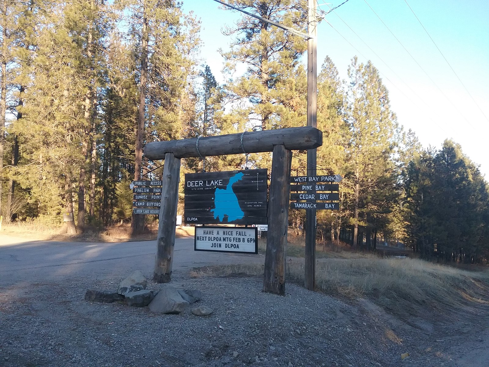 Acreage In Washington Residential Hunting And Fishing