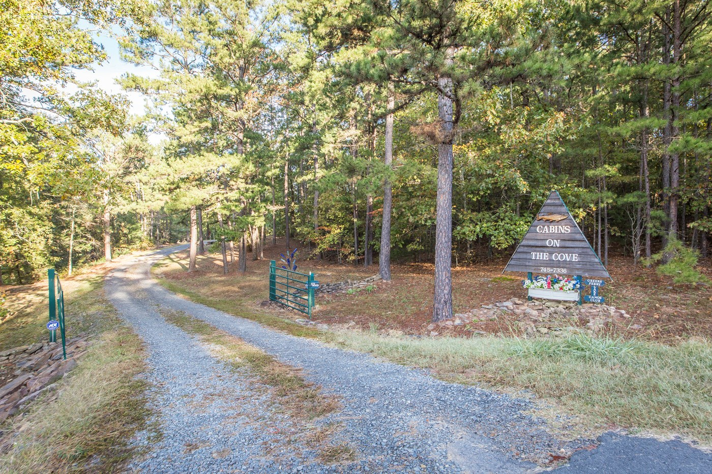 Expired Arkansas Log Cabin With Acreage For Sale