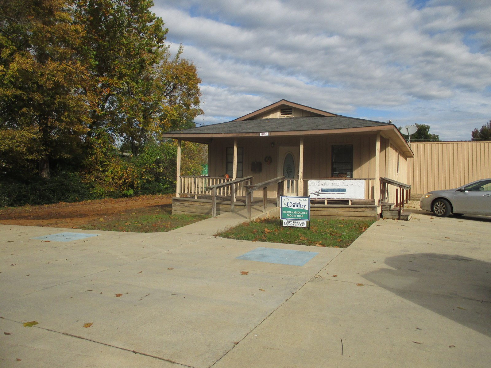 Commercial Building For Sale In Antlers Oklahoma