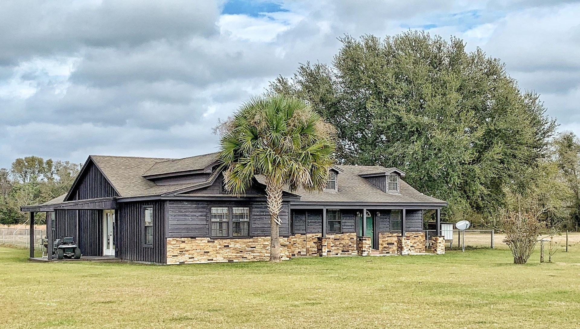 Sold Equine Property With Home And Barn For Sale Trenton Fl