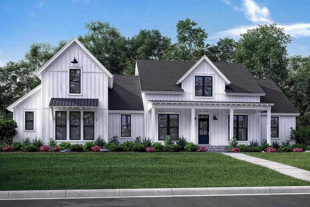 Withdrawn - New Modern Farm House For Sale in Union County-Waxhaw Area