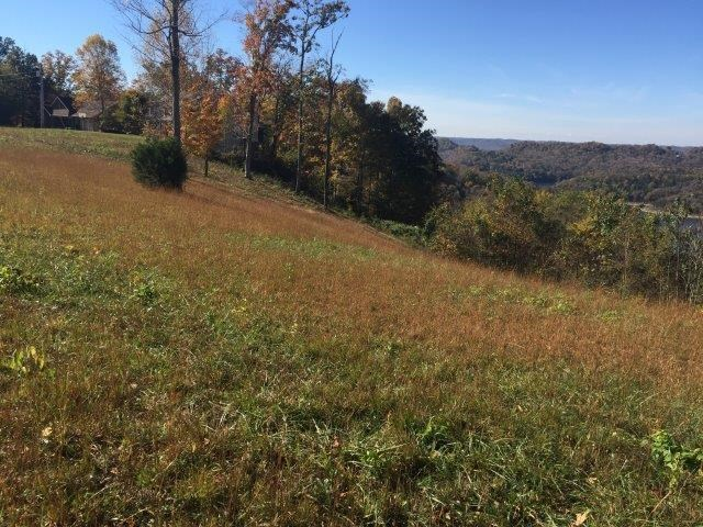 Lake view lot in Silver Point TN near Center Hill Lake Center Hill Lake Map on
